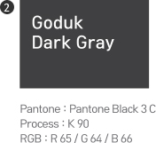 goduk dark gray